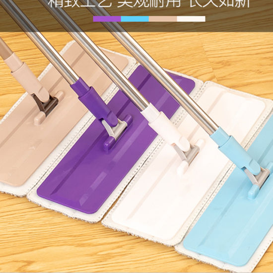 Flat Cleaning Mop Floor Quick Dry Assemble 360 Spin Magic Mop