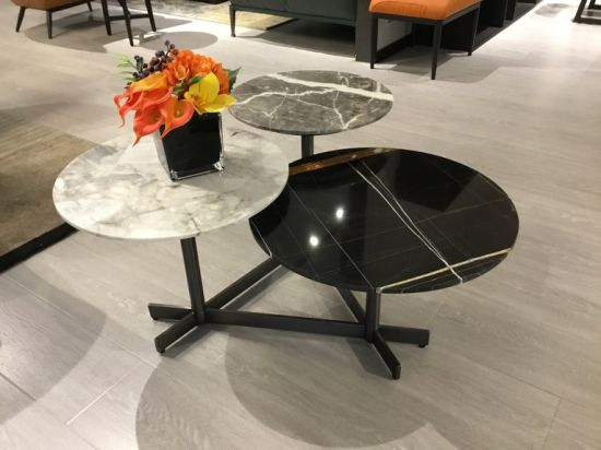 3 Piece Coffee Table Set for Living Room Modern Furniture