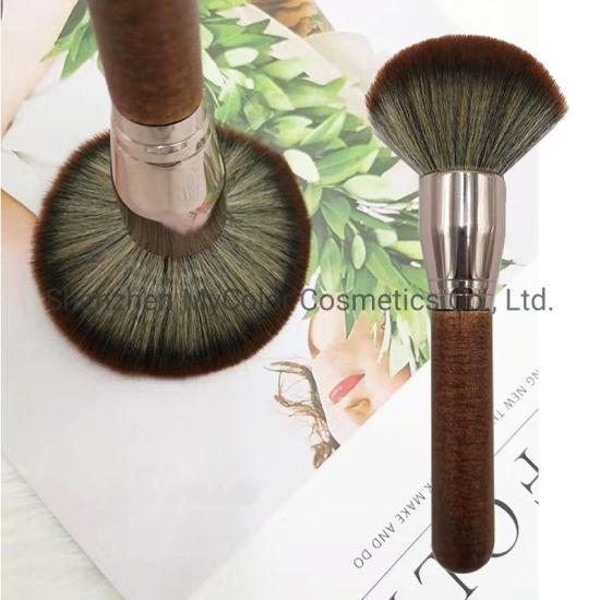 Big Powder Brush Makeup Brush Soft Synthetic Cosmetics Blush Brush