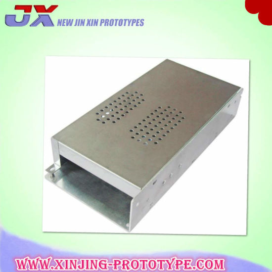 Customized Aluminum/Stainless Steel Metal with Stamping/Welding Sheet Metal Fabrication pictures & photos