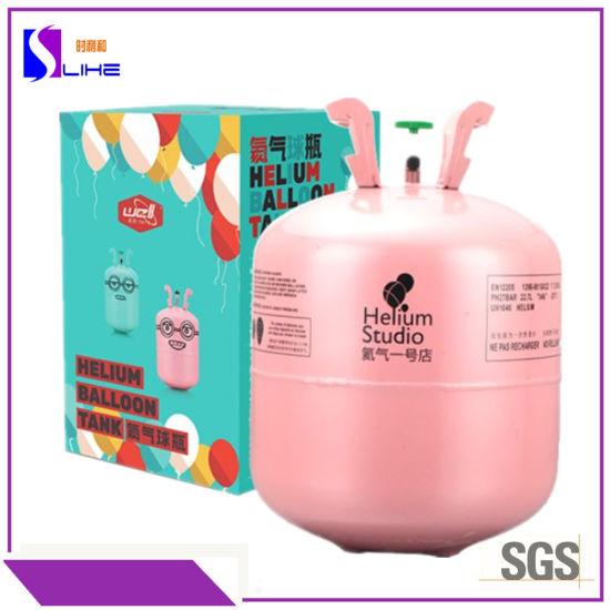 Portable Helium Cylinder Balloon Gas Helium