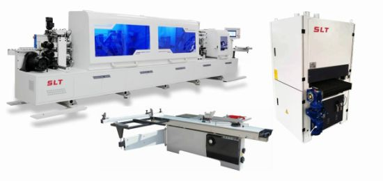 Fully Automatic Edge Banding Machine with Pre Milling for Woodworking Kitchen Cabinet Door