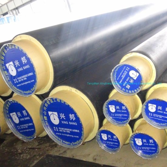 Insulation and Anti-Corrosive Pipe Air Condition Pipe pictures & photos