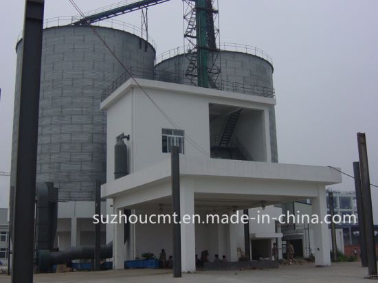 Corn Starch Production Line/ Corn Wet Milling Processing Line pictures & photos
