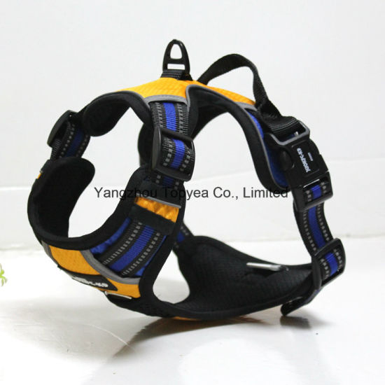 Padded Pet Vest Dog Harness (YD666) pictures & photos