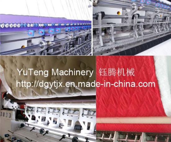 Industrial Automatic Quilting Machine for Mattress pictures & photos