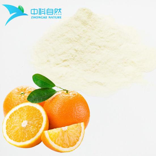 Natural Spray Dried Orange Juice Powder for Beverage