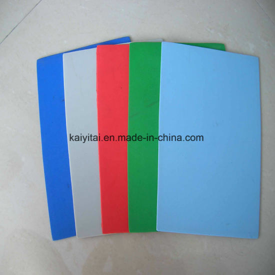Craft Materials Large EVA Foam Sheets pictures & photos