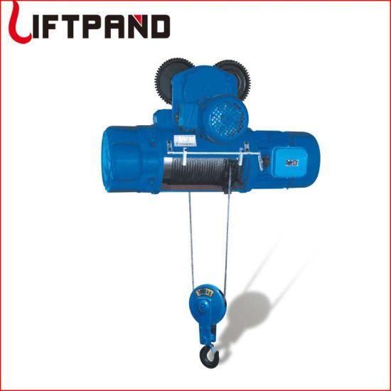 Customerized CD1 Mounting Electric Wire Rope Hoist Overhead Crane