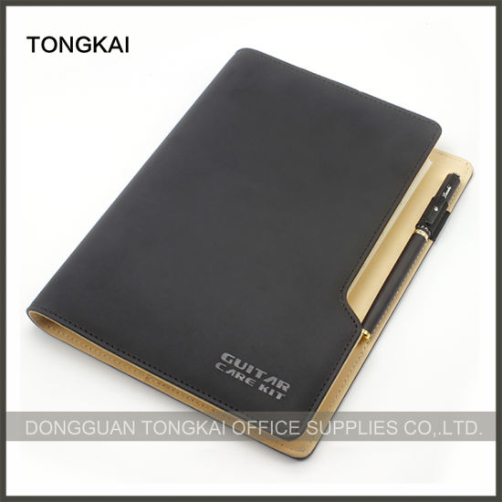 Leather Journals Diary Notepad Notebook with Pen