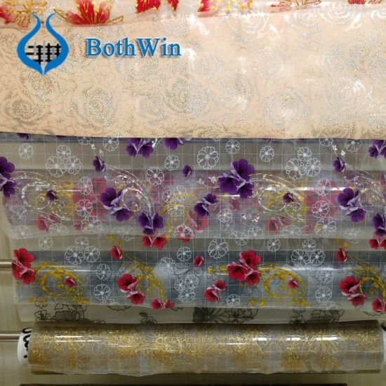 Cheap Restaurant Table Cloth Plastic Table Cloth pictures & photos
