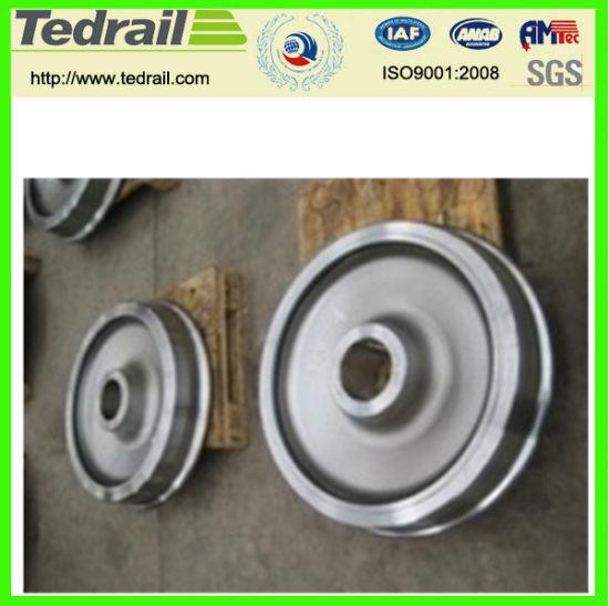 China Customized Steel Rolling Railway Wheel - China Wheel