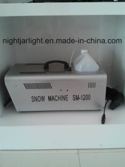 1500W Stage Snow Machine pictures & photos