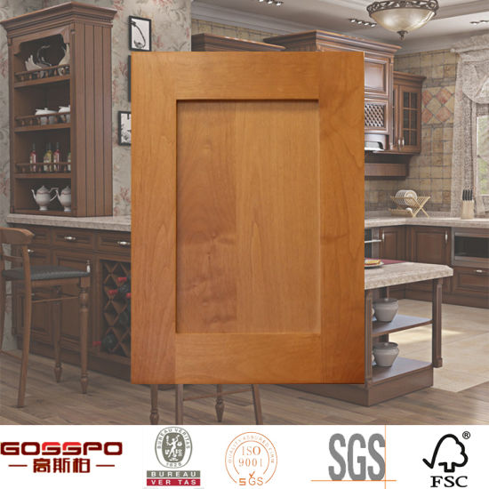 China American Style Shaker Maple Cabinet Door Gsp5 033 China