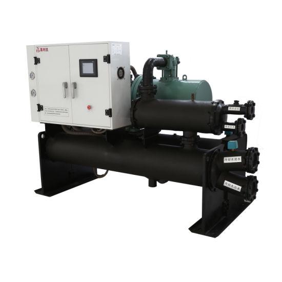 Water (GROUND) Source Heat Pump/Air Conditioner