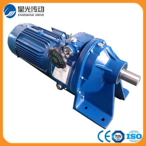 Factory gearboxes, gear motors, variators and variators