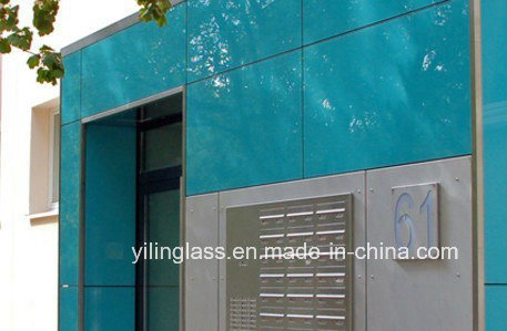 Color Serigraph Cladding Glass pictures & photos