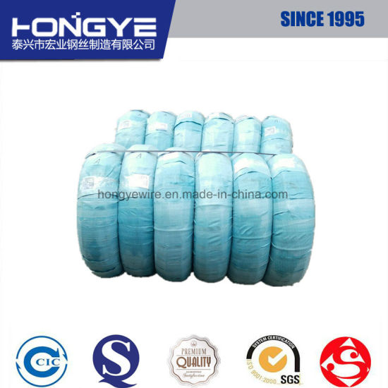 Torsion High Carbon Spring Steel Wire for Garage Door pictures & photos