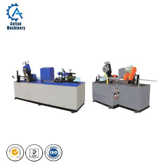 High Speed Paper Core Cutter Cutting Machine/ Tube Recutter