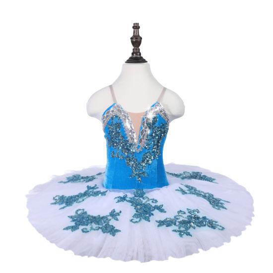 21577207168ba Professional Customized 7 Layers Children Kids Performance Wear Cheap Ballet  Tutu Leotard