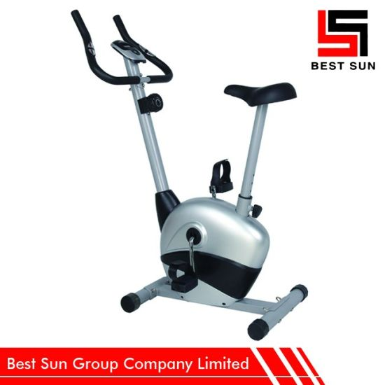 Fitness Gym Cardio Exercise Bicycle Trainer with Seat