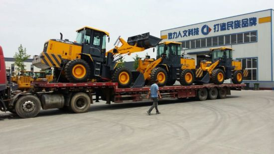 3.6ton Loading Capacity 2cbm Bucket Capacity Heavy Duty China Loader for Sale pictures & photos