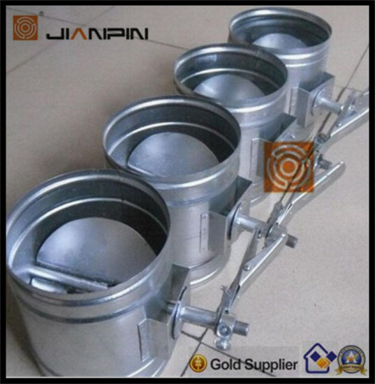 Air Damper Motorized Volume Damper pictures & photos