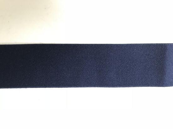 38mm Nylon Popular Underwear Plain Jacquard Elastic Webbing