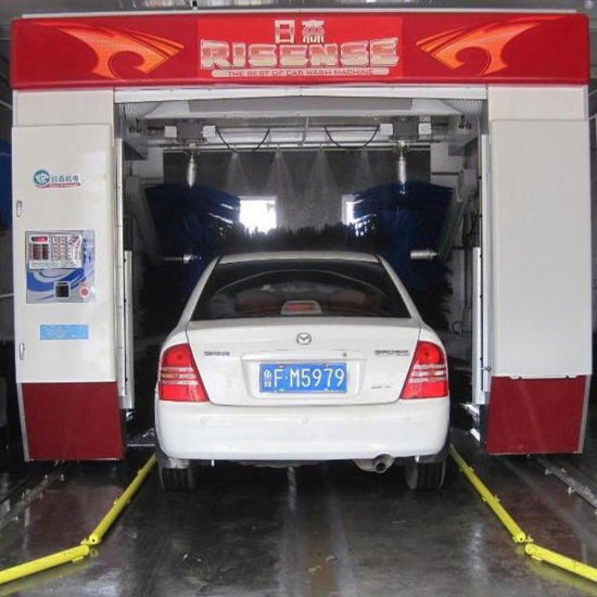 Best Quality Touch Free Automatic Clean Wash Auto Touchless Car Washing
