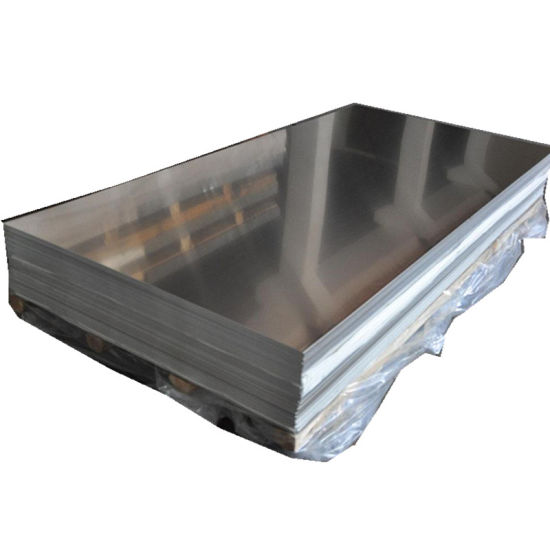 5052 6061 Reflector Mirror Finish Aluminum Sheet for Lighting