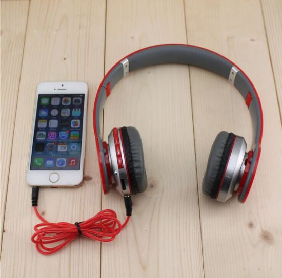 Stereo Super Bass Wireless Colorful Bluetooth Headphone Headset pictures & photos