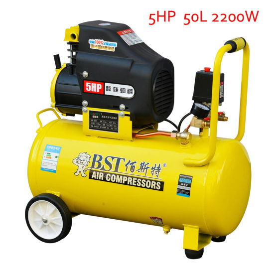 5HP Direct Driven Piston Screw Dry Air Compressor pictures & photos