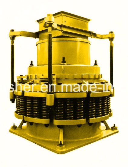 Py Series Spring Cone Crusher pictures & photos