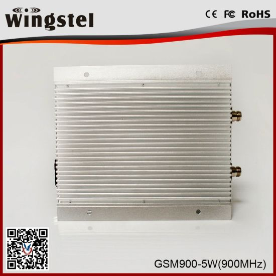 G990 Big Power Signal Repeater 900MHz Signal Amplifier Silver Home Signal Booster with Wholesale Price