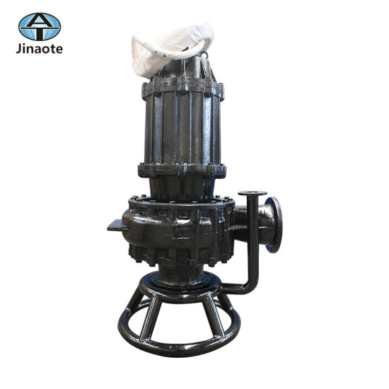 Small Power Electric Submersible Sewage Pump
