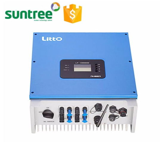 Single Phase 220V PV Solar Inverter 2000W DC to AC Power Inverter pictures & photos