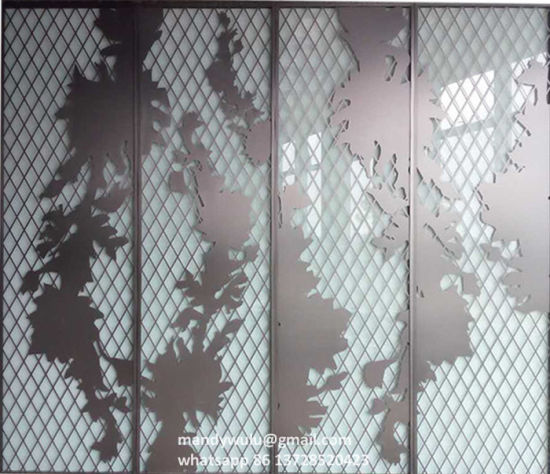 Interior and Exterior Decorative CNC Partition Panel pictures & photos