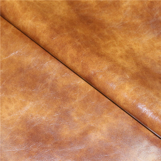 High Quality Abrasion-Resistant Imitated Microfiber Sofa Seat Cover Leather pictures & photos