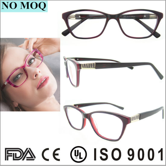 bb9d58dfd3df China Italy Design Acetate Optic Optical Frame Eyewear Glasses ...