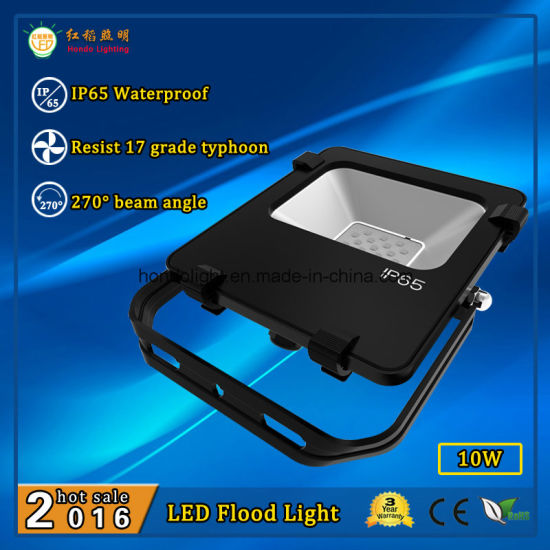 10W IP65 Outdoor LED Flood Bulb with Ce RoHS Certificate pictures & photos