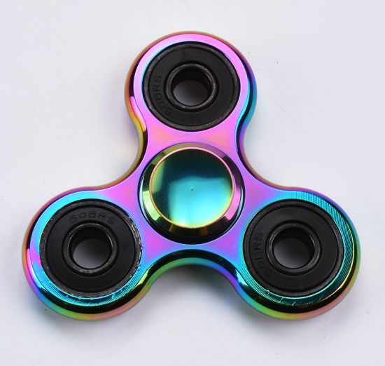 ABS Plastic Fidget Spinner, Hand Spinner pictures & photos