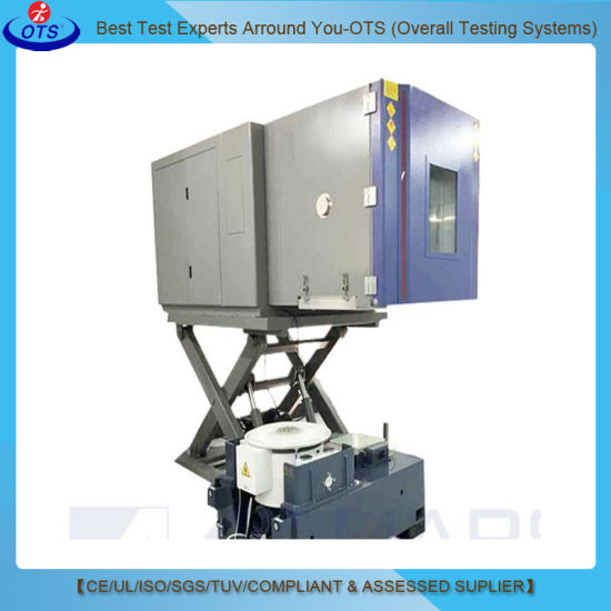 Durability and Reliability Temp Humidity Vibration Combined Test Chamber