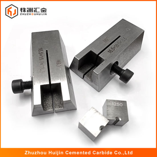 Customized Tungsten Carbide Nail Die Tools for Nail Making