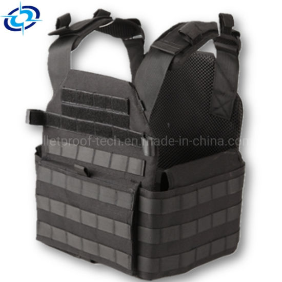 Military Protection Tactical Waterproof Ballistic Bulletproof Vest