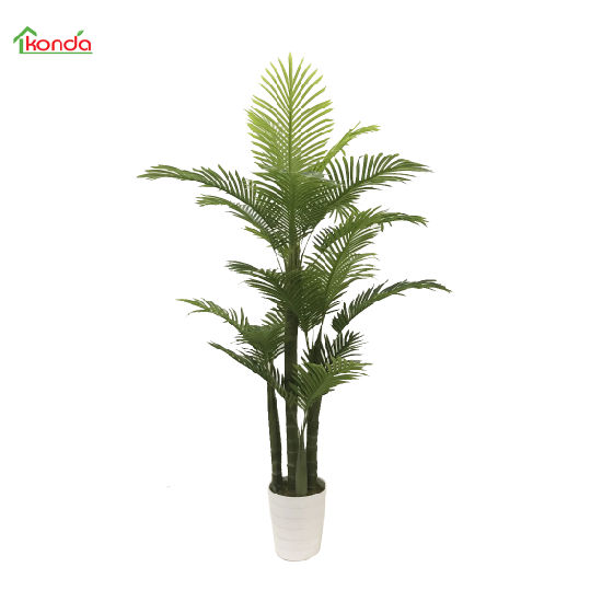 Internal Spaces Decoration Artificial Plants Fake Palm Tree