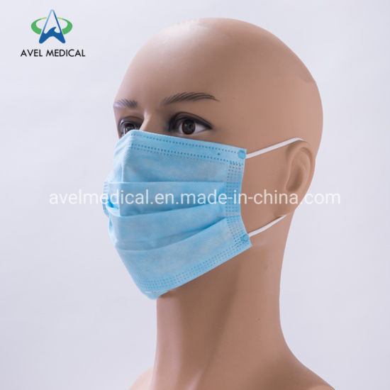 Wholesale Anti Smog Face Mask Disposable Dust Face Mask 3 Ply Non Woven Earloop Pm2.5 Facial Mask Customize Face Mask OEM Face Mask