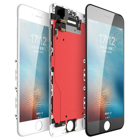 Mobile Phone LCD for iPhone 5s 6s 7 Xs Max