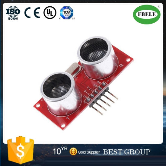 Ultrasonic Motion Detector Sensor Module Security Non-Contact Ultrasonic Sensor
