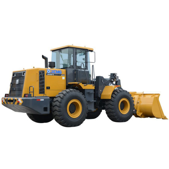 China XCMG 5 Ton Wheel Loader Lw500fn with Cheap Price (more