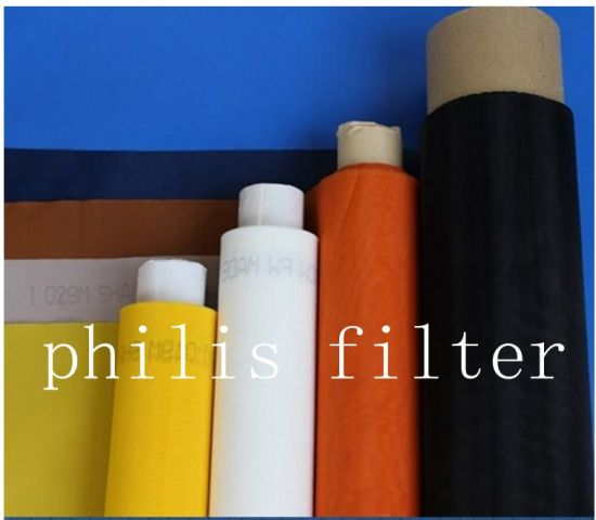 Nylon Polyester Silk Screen Printing Mesh pictures & photos